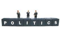 πολιτική Στοκ Φωτογραφίες