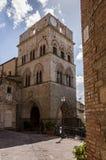 Πολιτικός πύργος της εκκλησίας μητέρων σε Gangi στοκ εικόνα με δικαίωμα ελεύθερης χρήσης