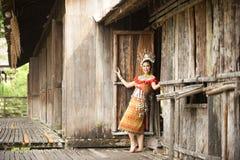Πολιτιστικό χωριό Sarawak στοκ φωτογραφίες με δικαίωμα ελεύθερης χρήσης