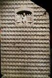 Πολλά από τα αγάλματα του Βούδα στην ταμπλέτα πετρών Στοκ εικόνα με δικαίωμα ελεύθερης χρήσης