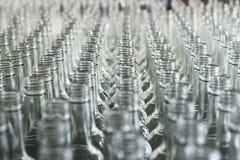 Πολλά κενά μπουκάλια γυαλιού Στοκ φωτογραφίες με δικαίωμα ελεύθερης χρήσης