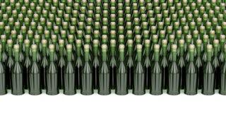 Πολλά μπουκάλια σαμπάνιας Διανυσματική απεικόνιση