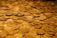 Πολλά χρυσά δημητριακά στοκ εικόνες