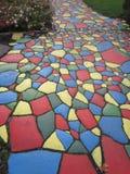 Πολλά χρώματα στοκ εικόνα