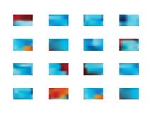 Πολλές εικόνες υποβάθρου τέχνης διανυσματική απεικόνιση