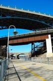 πολλαπλάσιο γεφυρών στοκ φωτογραφία με δικαίωμα ελεύθερης χρήσης