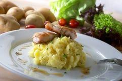 πολτοποιηίδα πατάτα Στοκ εικόνες με δικαίωμα ελεύθερης χρήσης