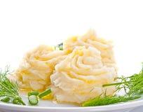 πολτοποιηίδες πατάτες Στοκ Φωτογραφία