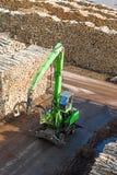 Πολτός ξύλου στοκ εικόνα με δικαίωμα ελεύθερης χρήσης