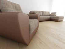 πολυθρόνα Στοκ εικόνα με δικαίωμα ελεύθερης χρήσης