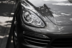 πολυτέλεια αυτοκινήτων suv Στοκ εικόνες με δικαίωμα ελεύθερης χρήσης