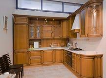 πολυτέλεια κουζινών Στοκ Εικόνες