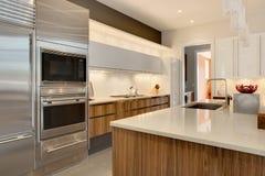 πολυτέλεια κουζινών Στοκ εικόνες με δικαίωμα ελεύθερης χρήσης
