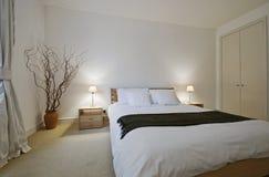 πολυτέλεια κρεβατοκάμ&al Στοκ εικόνα με δικαίωμα ελεύθερης χρήσης