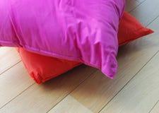 πολυτέλεια μαξιλαριών Στοκ Εικόνα