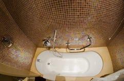 πολυτέλεια ξενοδοχείων λουτρών Στοκ φωτογραφία με δικαίωμα ελεύθερης χρήσης