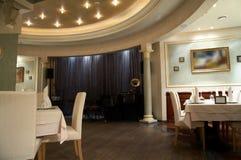 Πολυτελές εστιατόριο Στοκ φωτογραφία με δικαίωμα ελεύθερης χρήσης