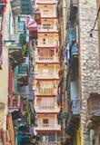 Πολυόροφα κτίρια της EL Labban, Αλεξάνδρεια, Αίγυπτος στοκ εικόνες