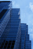 πολυόροφο κτίριο Στοκ Εικόνα