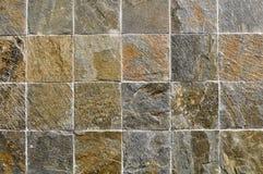 πολυ κεραμίδια πετρών χρώμ& Στοκ Εικόνες
