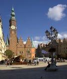 Πολωνία wroclaw Στοκ Εικόνες