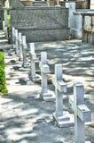 Πολύς σταυρός Στοκ εικόνες με δικαίωμα ελεύθερης χρήσης