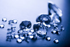 πολύτιμος λίθος διαμαντιών Στοκ Εικόνα