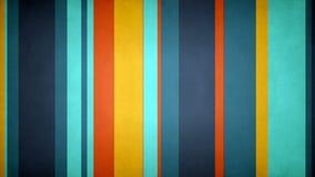 Πολύχρωμα λωρίδες 30 Paperlike τηλεοπτικός βρόχος υποβάθρου κινήσεων φραγμών χρωμάτων του //4k 60fps κατασκευασμένος φρέσκος απόθεμα βίντεο