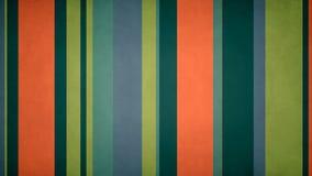 Πολύχρωμα λωρίδες 44 Paperlike του //4k 60fps αρμονικός χρώματος βρόχος υποβάθρου θέματος τηλεοπτικός ελεύθερη απεικόνιση δικαιώματος