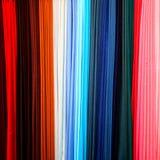 πολύχρωμα μαντίλι Στοκ εικόνα με δικαίωμα ελεύθερης χρήσης