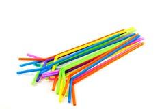 πολύχρωμα sippers στοκ εικόνα με δικαίωμα ελεύθερης χρήσης