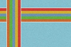 Πολύχρωμες συστάσεις ηλιαχτίδων Στοκ Εικόνες