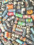 Πολύχρωμες χάντρες Στοκ εικόνα με δικαίωμα ελεύθερης χρήσης