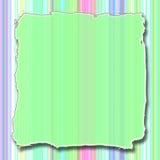 πολύχρωμη κρητιδογραφία &alp Διανυσματική απεικόνιση