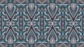 Πολύχρωμο αφηρημένο συμμετρικό υπόβαθρο για την εκτύπωση στο clothin Στοκ Φωτογραφίες