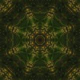 πολύχρωμο fractal, χρωματισμένο δονούμενο μοναδικό γραφικό κλωστοϋφαντουργικό προϊόν, mandala κάλυψης διακοσμήσεων στοκ εικόνες