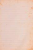 Πολύ παλαιό έγγραφο Στοκ φωτογραφία με δικαίωμα ελεύθερης χρήσης