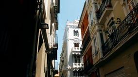Πολύ συμπαθητικά παλάτια στην πόλη της Βαλένθια, Ισπανία φιλμ μικρού μήκους