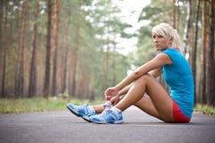πολύ χαλαρώστε το τρέξιμο Στοκ φωτογραφίες με δικαίωμα ελεύθερης χρήσης