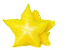Πολύ pice του μήλου αστεριών Στοκ εικόνες με δικαίωμα ελεύθερης χρήσης