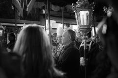 Πομπή ανθρώπων οικονομικής επιτροπής για την Ευρώπη Στοκ φωτογραφία με δικαίωμα ελεύθερης χρήσης