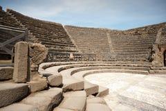 Πομπηία - αρχαία Ρώμη Στοκ Εικόνες