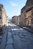 Πομπηία - Ιταλία Στοκ Φωτογραφίες