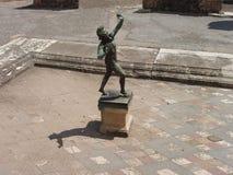 Πομπηία Στοκ φωτογραφία με δικαίωμα ελεύθερης χρήσης