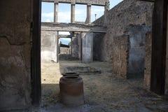 Πομπηία Στοκ Φωτογραφία