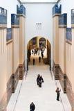 Πομπική αίθουσα τρόπων Ishtar του μουσείου της Περγάμου Στοκ εικόνα με δικαίωμα ελεύθερης χρήσης