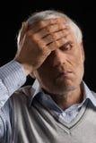 Πονοκέφαλος. στοκ φωτογραφία με δικαίωμα ελεύθερης χρήσης