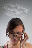 Πονοκέφαλος Στοκ Φωτογραφίες