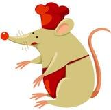 ποντίκι αρχιμαγείρων Στοκ Εικόνες