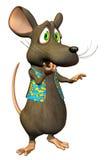 ποντίκι κινούμενων σχεδίω Στοκ φωτογραφία με δικαίωμα ελεύθερης χρήσης